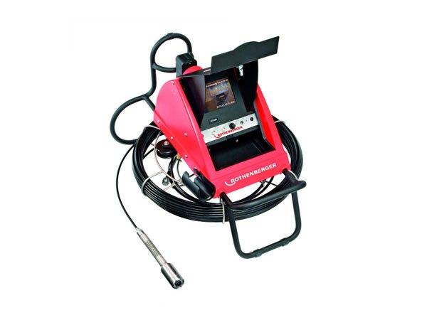 Телеинспекционная система для внутридомовых сетей Rothenberger Rocam Plus