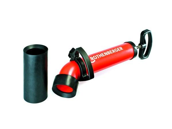 Профессиональное оборудование для устранения засоров Rothenberger Ropump Super Plus